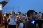 Retro Gaming vs Silent Disco: The MEGA YACHT Party
