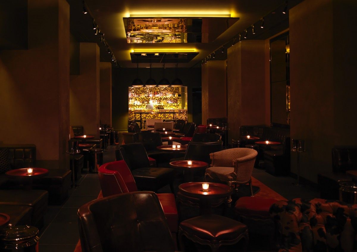 Blind spot at st martins lane london bar review designmynight this candlelit speakeasy lies just a few moments from the buzz of trafalgar square aloadofball Images