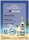 National Piña Colada Day - 2 Day Frenzy!