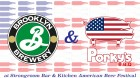 Brooklyn Brewery Food Pairing with Porky's Memphis BBQ (3 course meal!)
