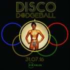 Disco Dodgeball at Pop Fields