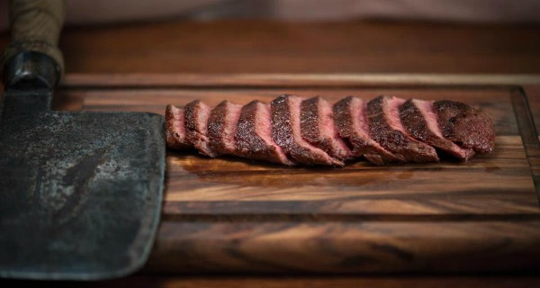 Flat Iron Shoreditch Much-loved steakhouse arrives on Curtain Road