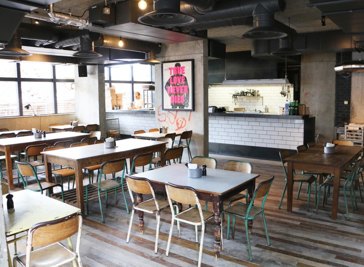 Leisure Cafe Menu