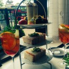 The Royal Tea in partnership with Pimm's at the InterContinental London Park Lane