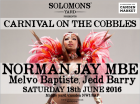 Solomons' Yard presents Norman Jay MBE