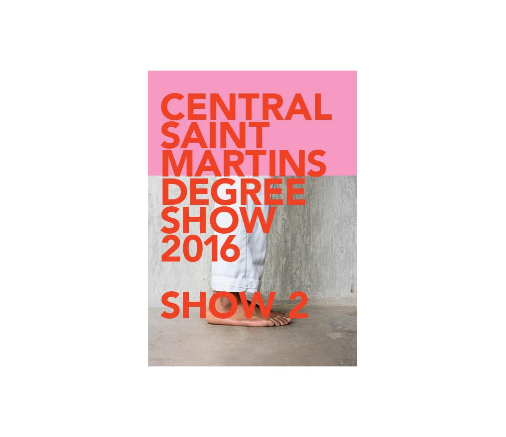 Central Saint Martins Degree Show 2 Design 2016 Central