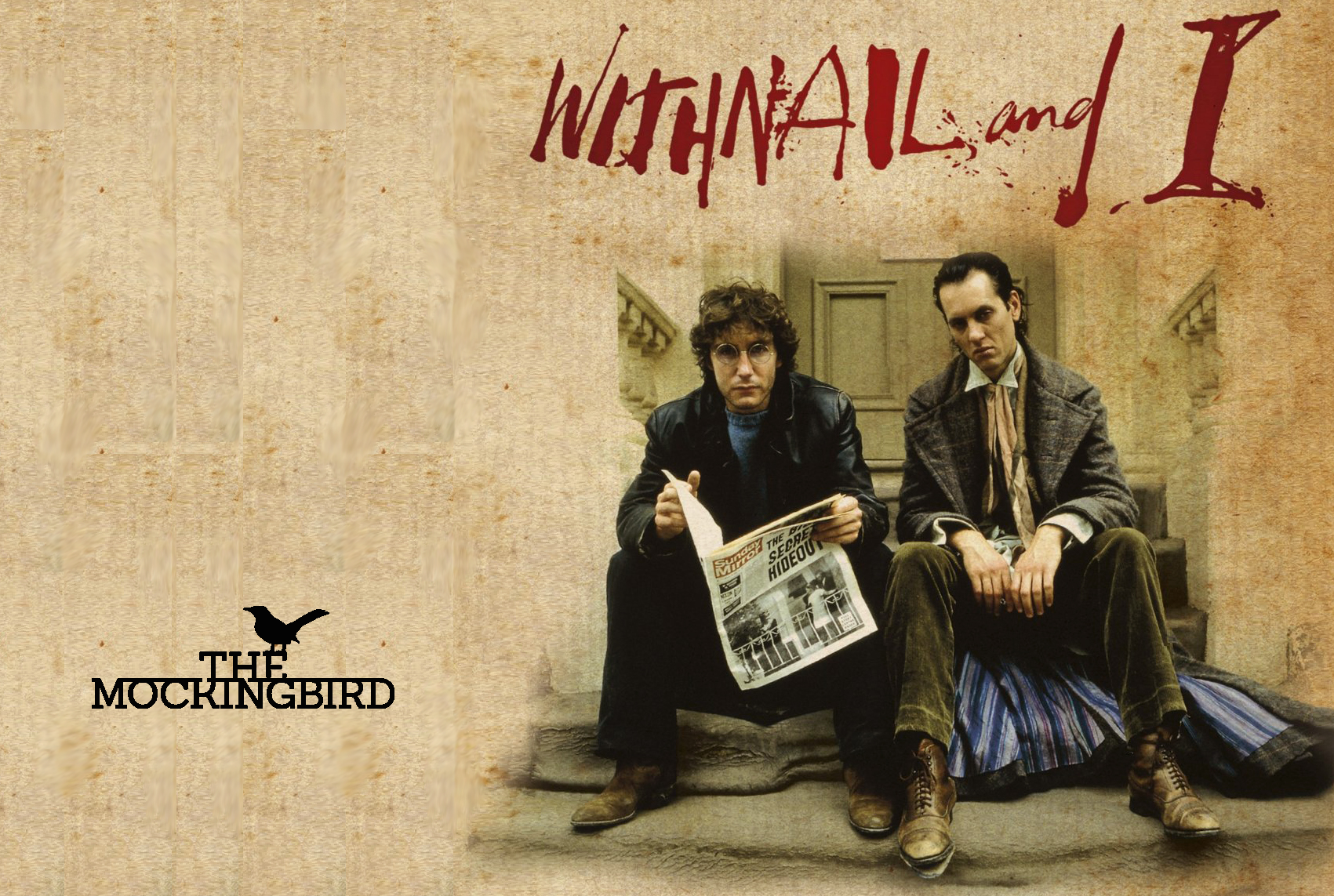 Resultat d'imatges de withnail and i