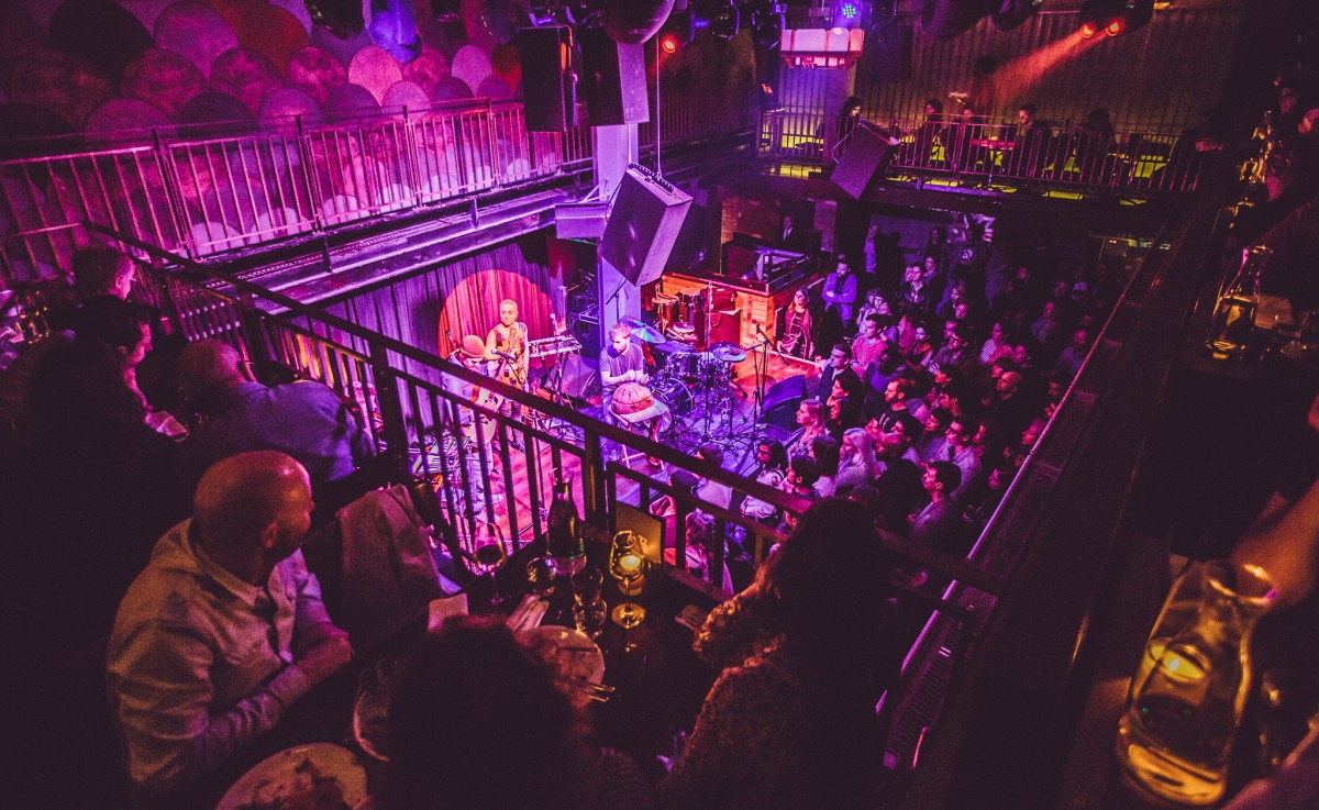 Jazz Night London Restaurant