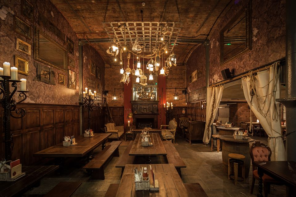 Cool And Quirky Bars In Liverpool Quirky Places To Drink