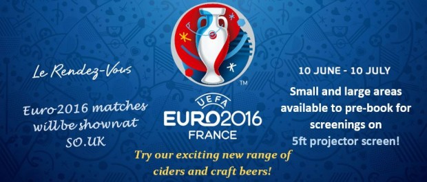 Euro 2016 at SO.UK