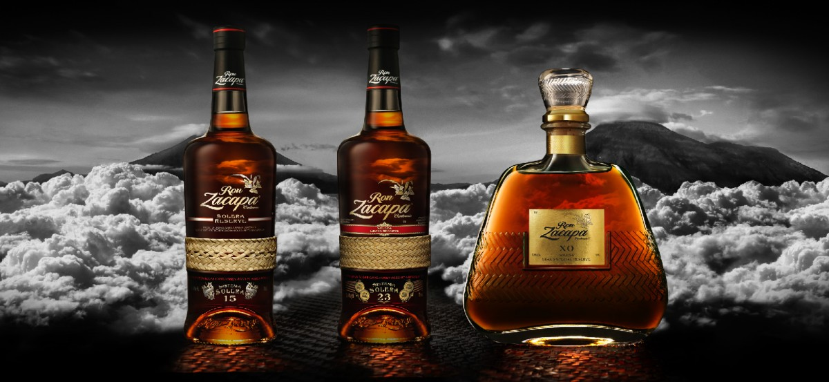 Ron zacapa rum masterclass the betjeman arms geronimo for Food bar zacapa