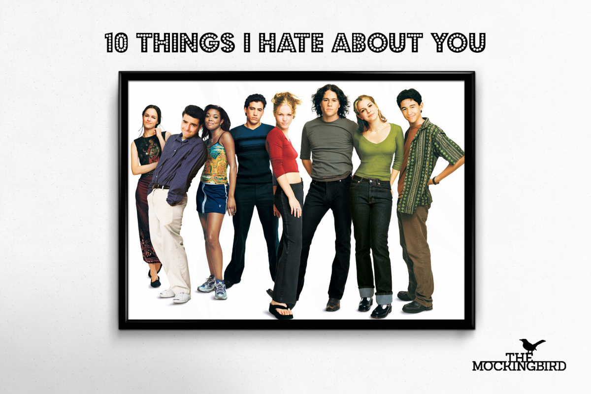 Things I Hate To Do: The Film Edit: 10 Things I Hate About YOU The Mockingbird