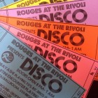 Rouges 70's & 80's Disco and Funk