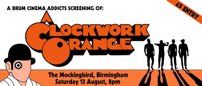 Saturday Night Shock: A Clockwork Orange