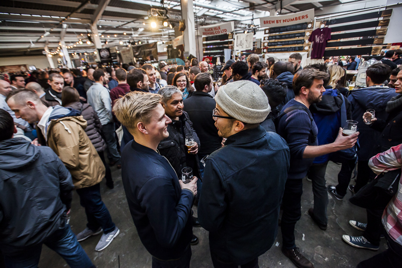 Craft Beer Rising - London