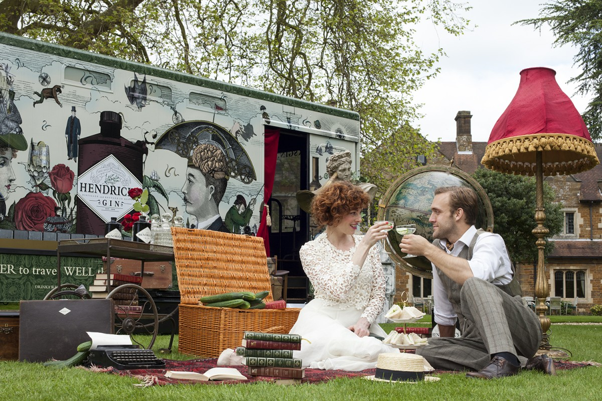 Perfect Summer Picnic with Hendrick's