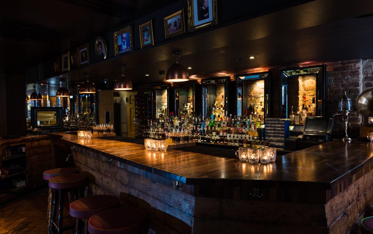 Callooh Callay Bar Shoreditch Rivington Street London