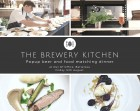 The Brewery Kitchen popup beer dinner