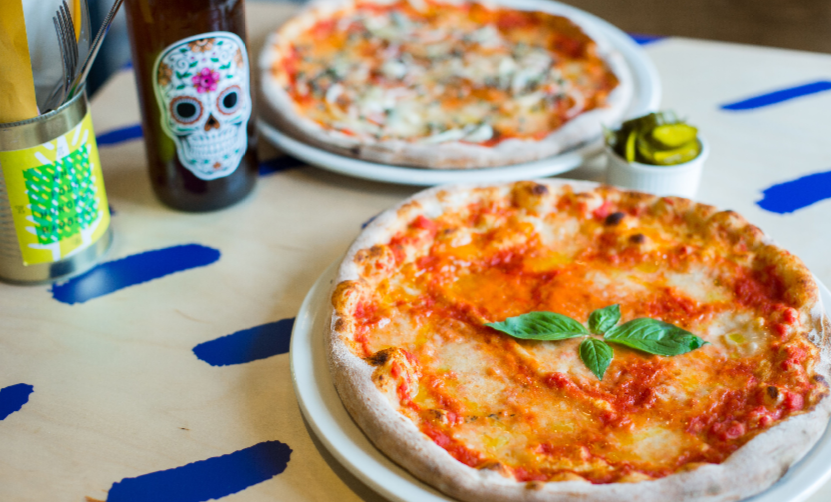Four Hundred Rabbits Nunhead London sourdough pizza launches in Peckham