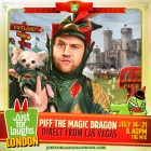 Piff the Magic Dragon - Direct from Las Vegas