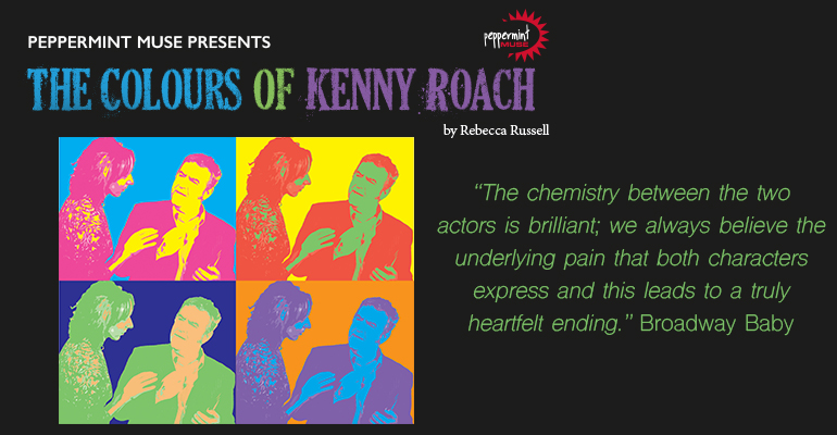 The Colours of Kenny Roach