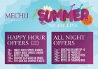 Summer Night Live @ Mechu