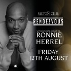 Rendezvous with special guest Ronnie Herel