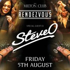 Rendezvous with special guest DJ Steveo