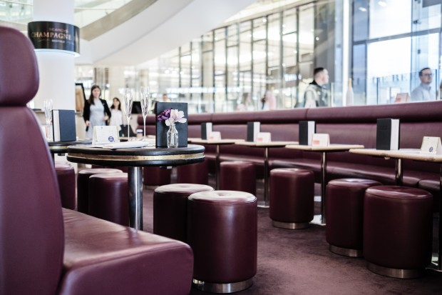 Searcys Westfield London Champagne Bar photo