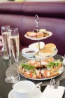 Chilled Champagne Afternoon Tea