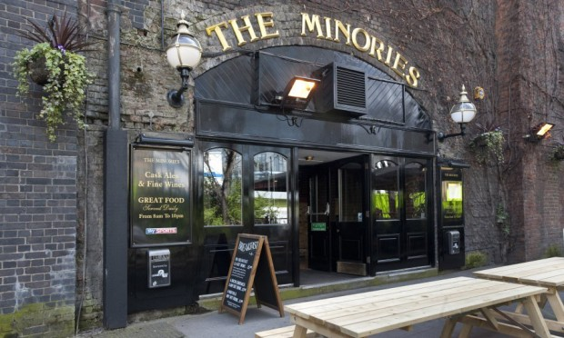 The Minories photo