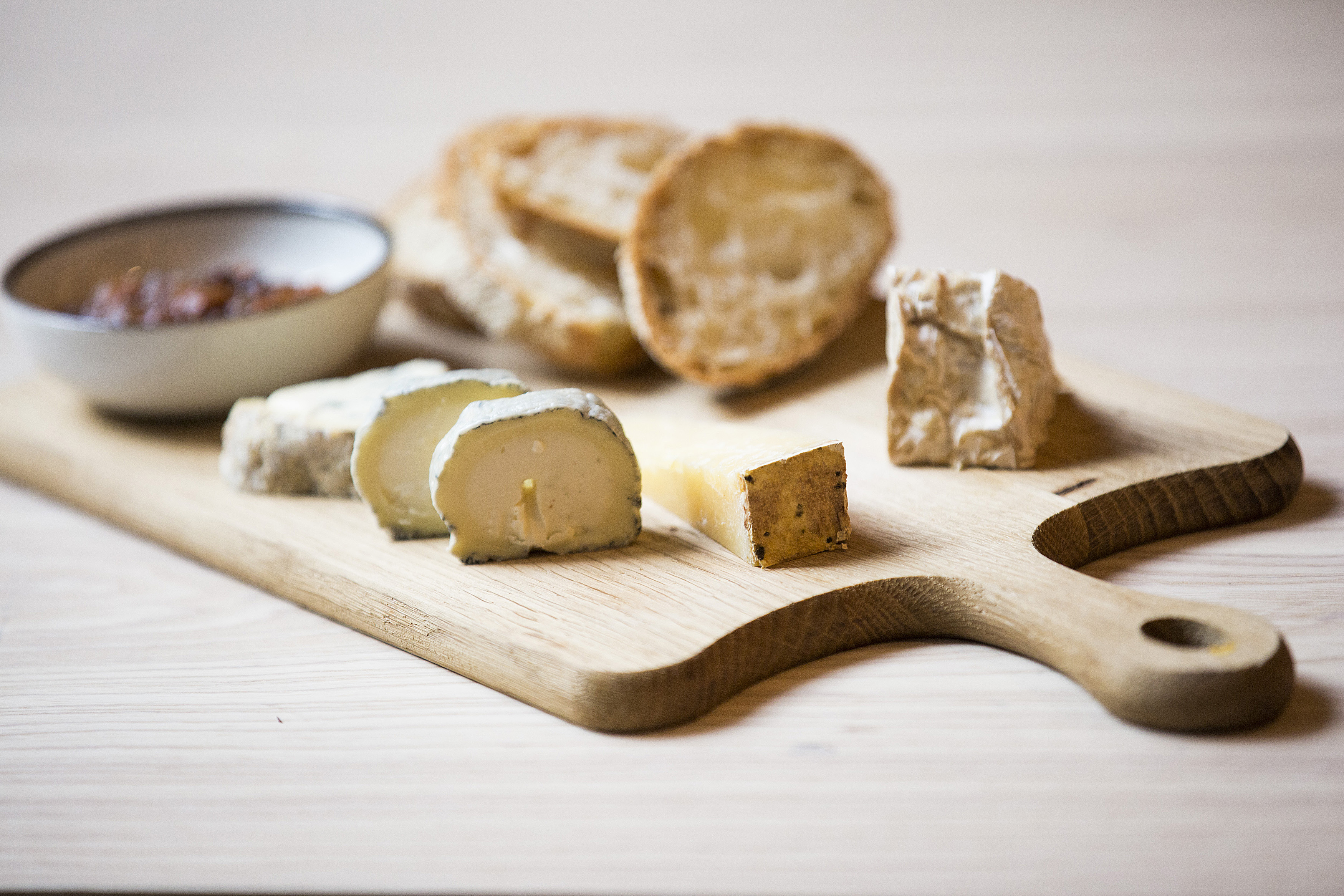 CRATE BEER + LA FROMAGERIE CHEESE TASTING