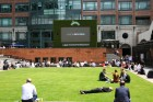 Wimbledon Finals Weekend at Exchange Square