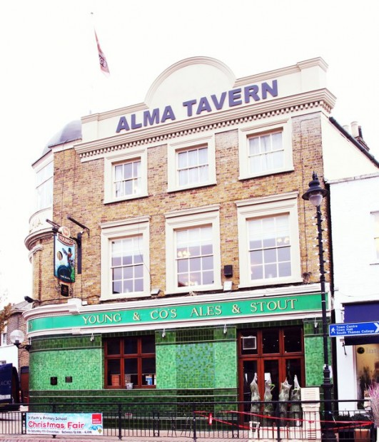 The Alma Wandsworth photo
