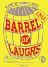 Barrel of Laughs - Siren Brewery