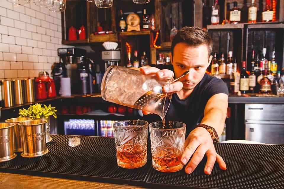 Bars in Glasgow für über 40s