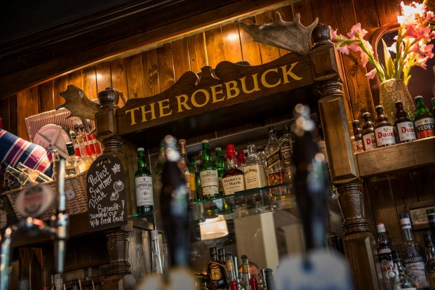 The Roebuck photo