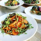 Raw Vegan Blonde Supper Club