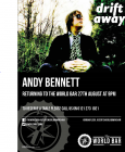 Andy Bennett Live at The World Bar