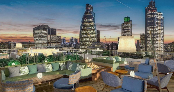 Aviary ETM launch first rooftop restaurant and bar