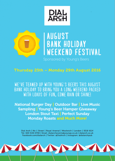 Bank Holiday Festival