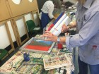 Screen Printing at The Lamb