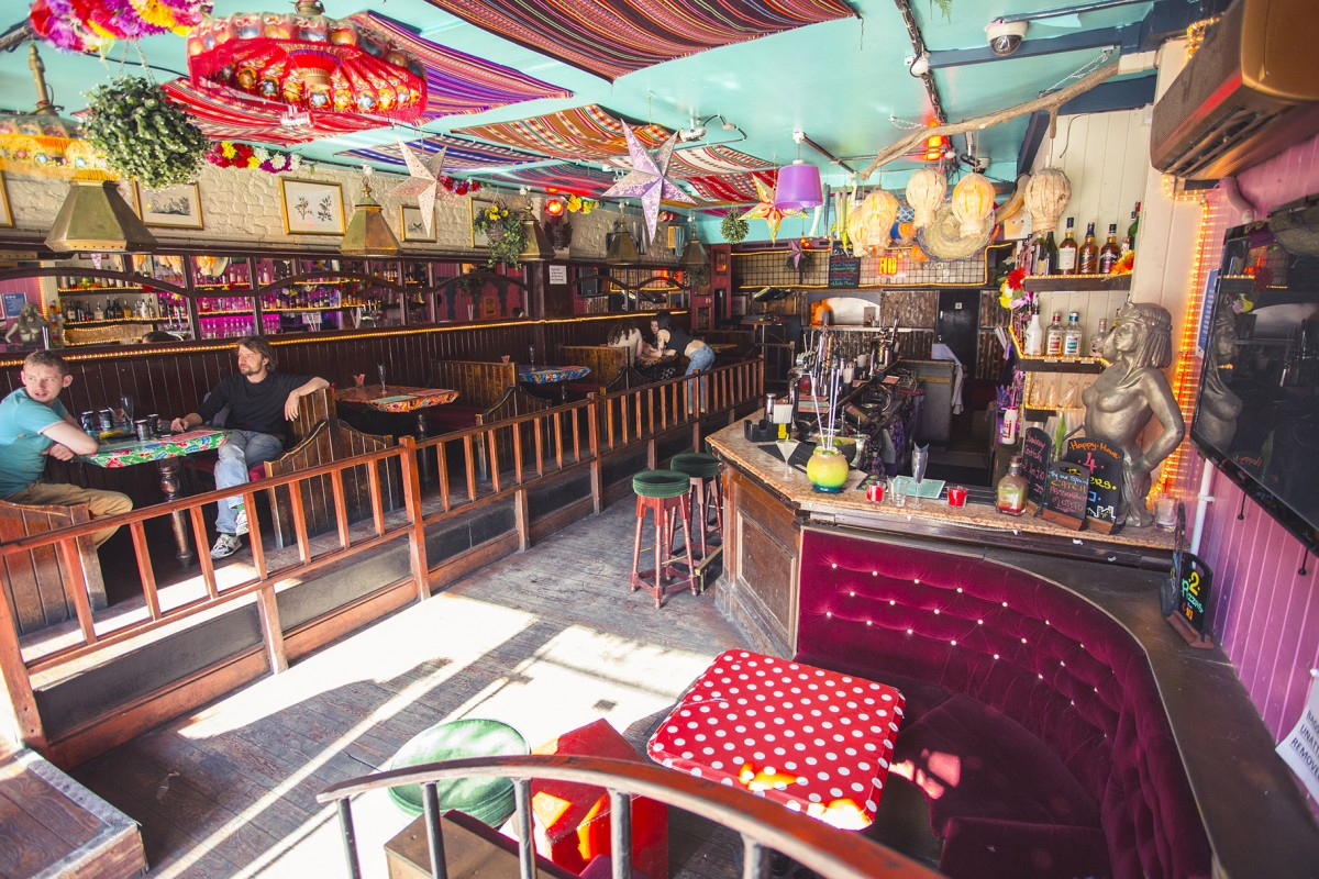 Catch Bar Shoreditch London Bar Reviews Designmynight