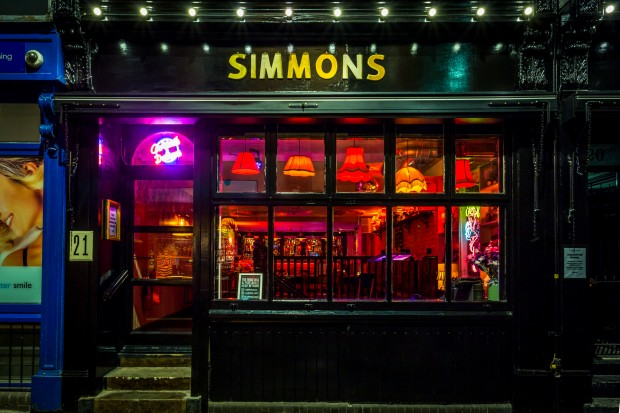 Simmons Liverpool Street photo