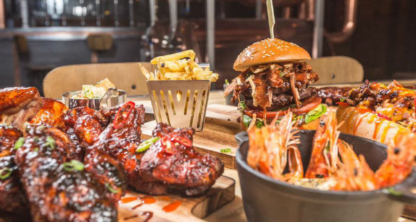 Manchester Smokehouse & Cellar Things are hotting up at the new Manchester Smokehouse & Cellar