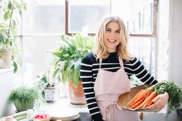 Park Table with Madeleine Shaw