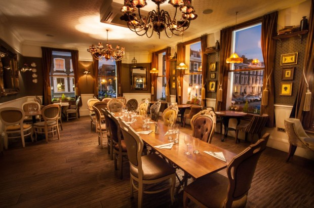 The Princess Of Wales Primrose Hill London Pub Reviews