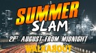 Summer Slam 2016 – LIVE AT WALKABOUT!