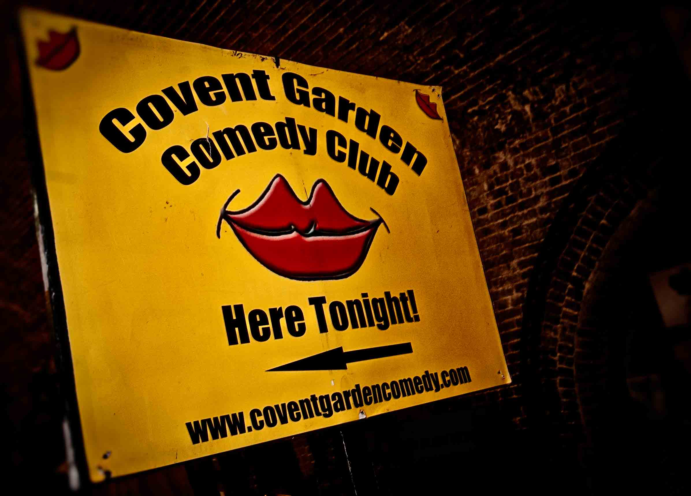 The Covent Garden Comedy Club