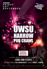 Westminster Uni Fresher's Harrow Pub Crawl
